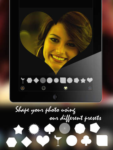 Screenshots of Mixgram - Photo Collage Maker, Picture Editor, Camera Layout.s & Sticker.s for iPad