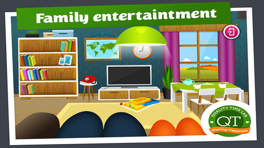 Family Time: kids games
