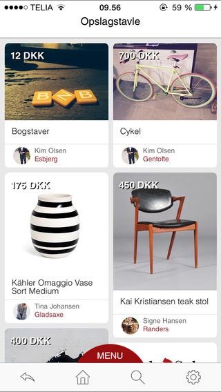 Køb Salg - Danmark