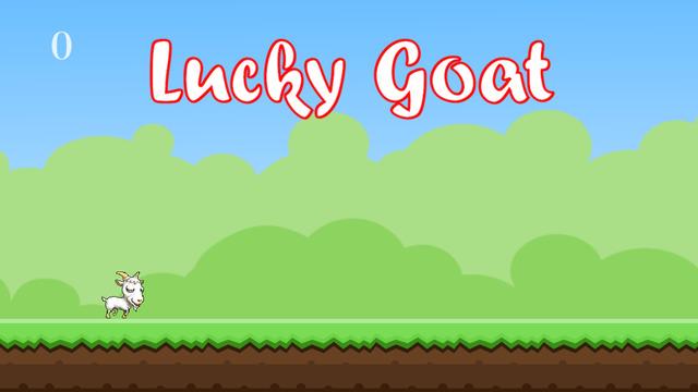 Lucky Goat