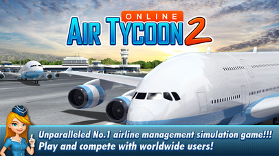 Screenshot #6 for AirTycoon Online 2.