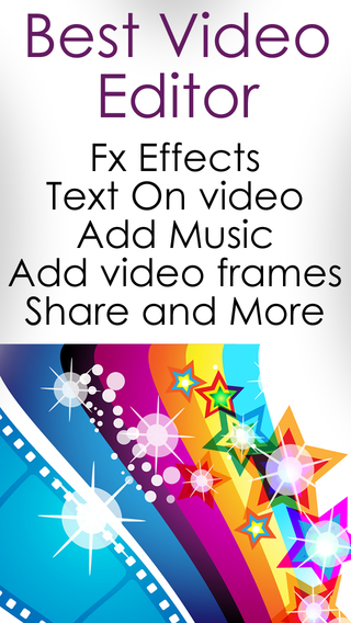 Best video fx editor plus camera magic filters movie effect