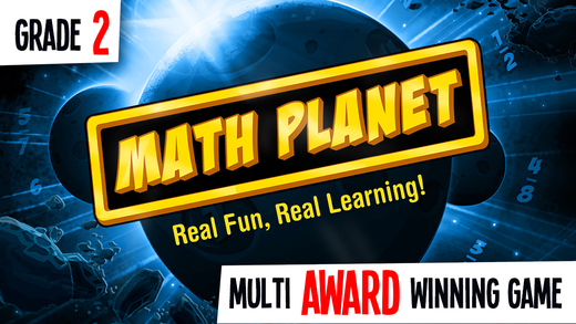 2nd Grade Math Planet - Fun math game curriculum f