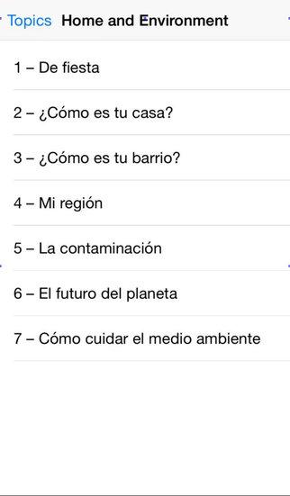 GCSE Spanish Revision for AQA