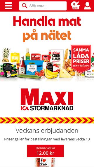 Maxi Nätbutik