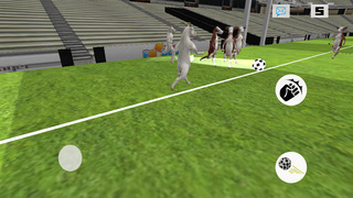 Goat N Cow 3D Soccer Multiplayer screenshot 5