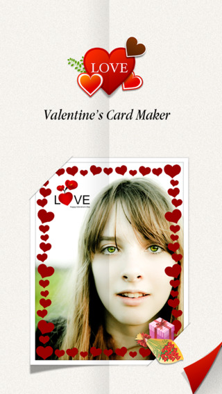 Valentine's Cards Maker