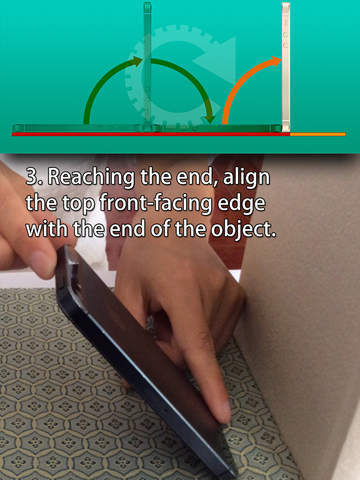Rolling Ruler - Measure Length Easily Screenshots