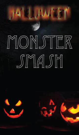 Halloween Monster Smash
