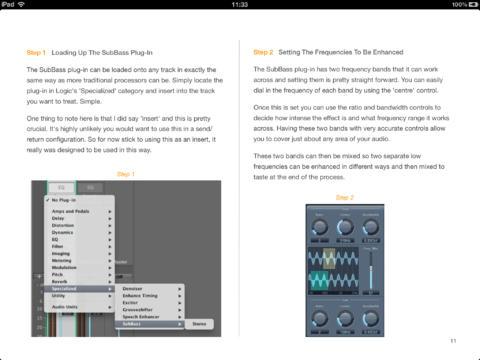 logic pro x tips pdf