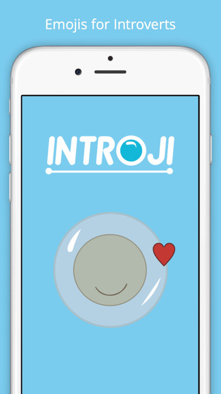 Introji - Emoji for Introverts