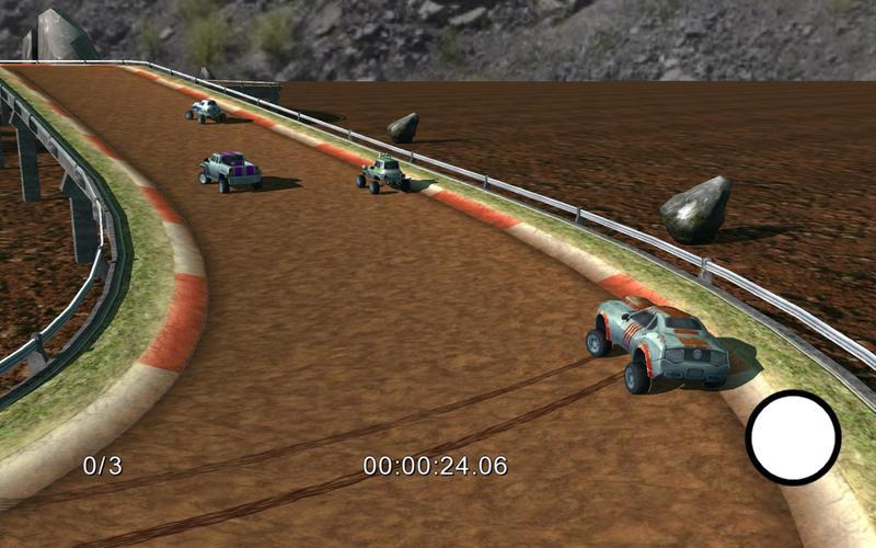 Diesel Racer 2 Screenshot - 2