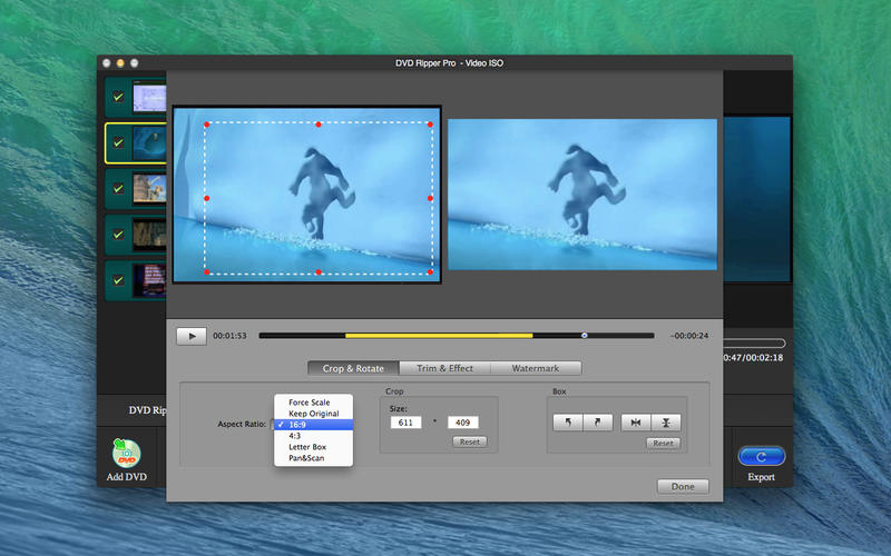 DVD Ripper Pro  - Video ISO Lite Screenshot - 5