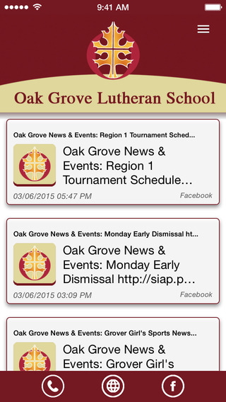 Oak Grove Lutheran School