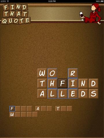 Word Grid Lovely