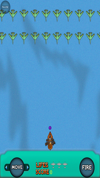 War Of The Pacific Plane Invasion - USA Fleet Shooting Game Free