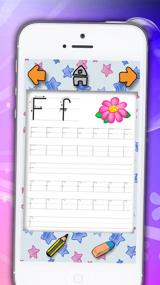 Learn to Write ABC – Handwriting for Preschool Children 3-6 - Premium