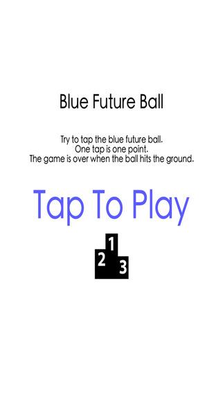 Blue Future Ball