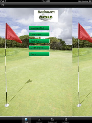 how to learn golf for beginners pdf