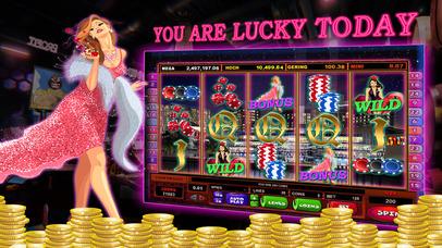"""Screenshot 1 Cлот-Mашина «Звёздное казино"""" — зартная игра для виртуального казино"""