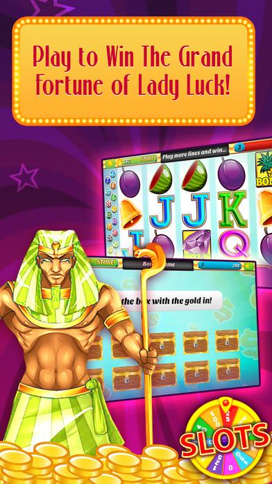 Screenshot 5 Колесо удачи слотов -по Казино Fortune- онлайн игра казино машин!