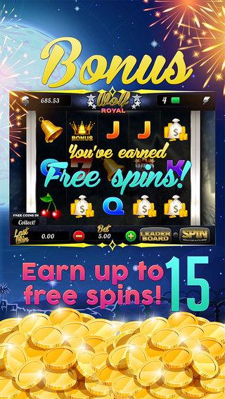Aaatomic Slots Wolf Royal FREE Slots Game