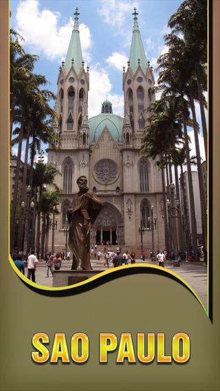Sao Paulo Offline Guide