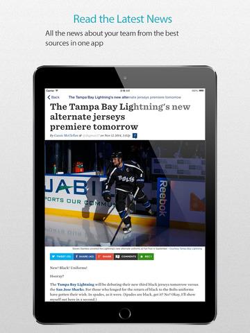 玩免費運動APP|下載Tampa Bay Hockey Alarm Pro app不用錢|硬是要APP