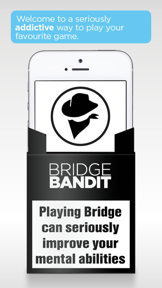 Bridge Bandit - Play and learn bridge on your iPhone and iPad