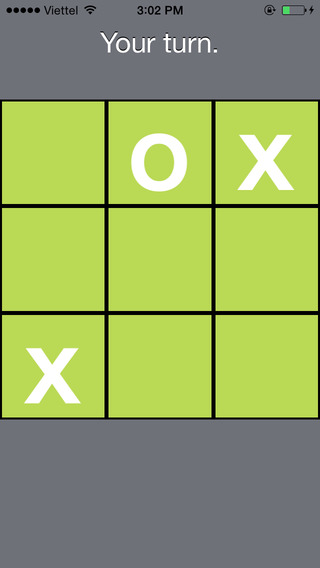 Tictactoe Relax XO Player