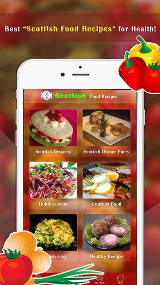 Scottish Food Recipes - Best Foods For Your Health
