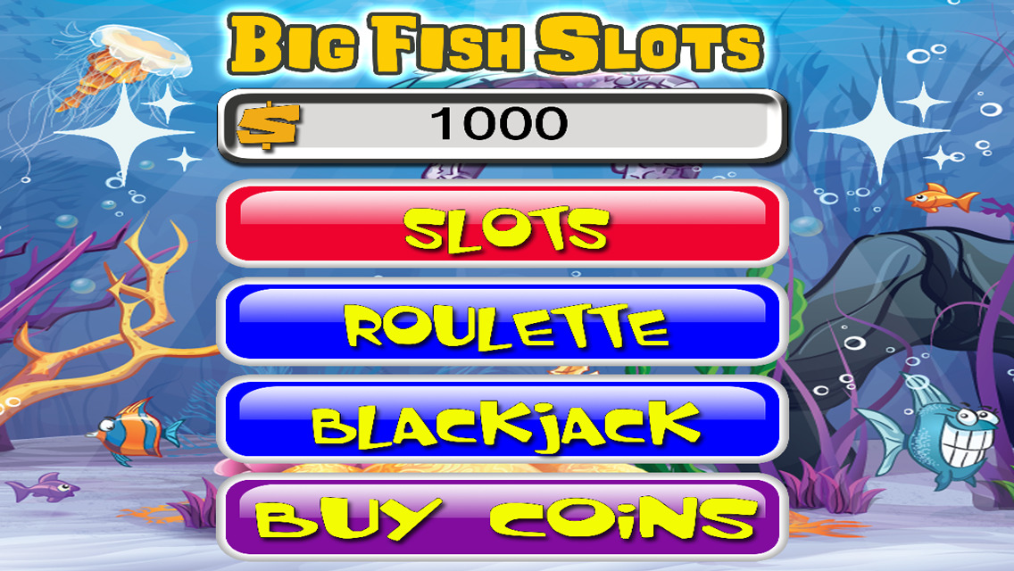777 Big Fish Slots Free Spin To Win The Jackpot Review