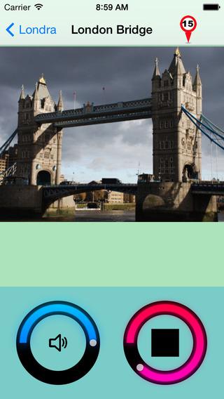 Londra Giracittà - Audioguida