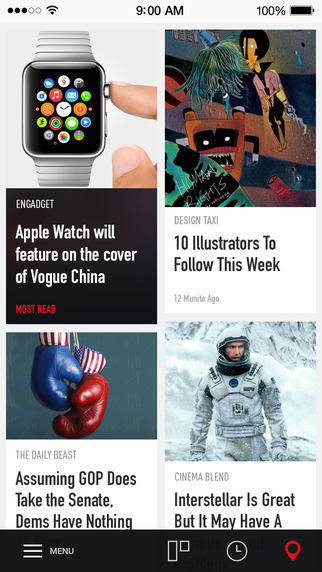 Bundle News. Blog business magazine newspaper and daily headlines