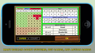 Screenshot 3 Blackjack 21 Pro Multi-Hand FREE + (Blackjack Pass/Spanish 21/Super 31)