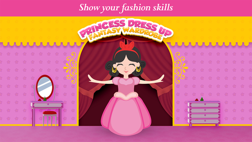 Princess Merida Dress up - Fantasy Wardrobe FREE