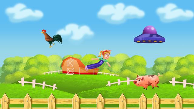 Flying Farmers - Little Pony Animal Club