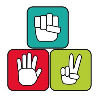Rock Paper Scissors - Piedra Papel Tijera 娛樂 App LOGO-硬是要APP