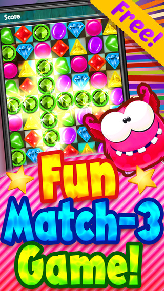All Candy Diamond 2015 - Soda Digger Match 3 Game For Kids HD FREE