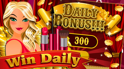 Beauty Salon Fashion Slot Machine Makeup Las Vegas Casino