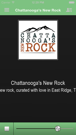 Chattanooga's New Rock
