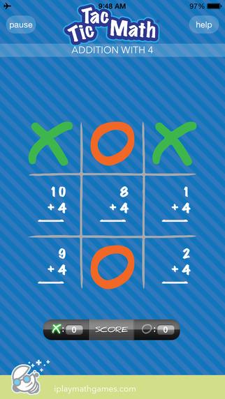 Tic Tac Math Trilogy