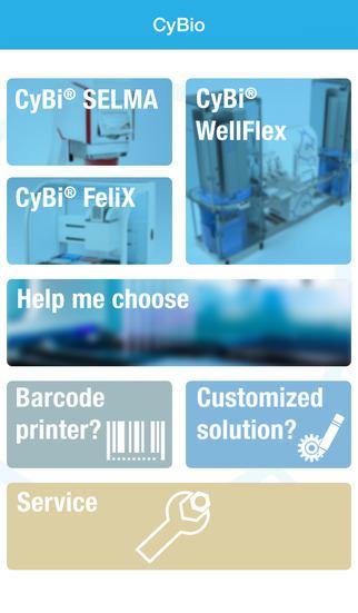 CyBio Product Line