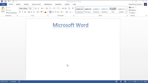 Great for Microsoft Word Edition