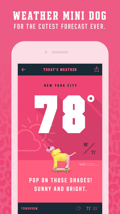 PINK Nation - iPhone Mobile Analytics and App Store Data