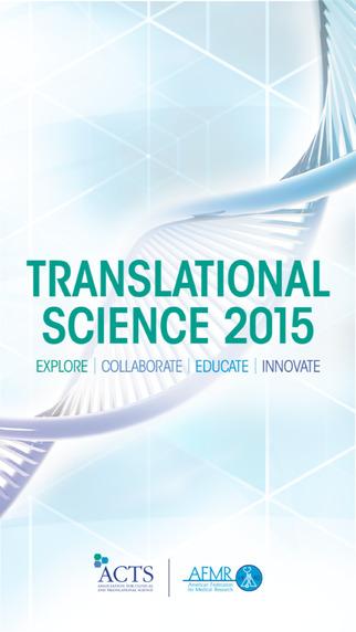 Translational Science 2015