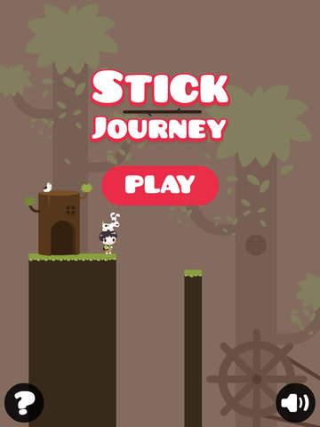 Stick Journey - Такой палки вы еще не видели!
