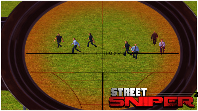 Street Sniper 3D Free