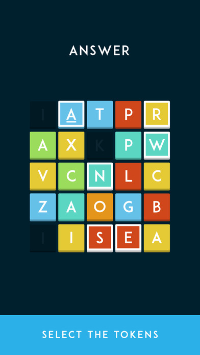 Lettercraft - A Word Puzzle Game To Train Your Brain Skills Screenshot