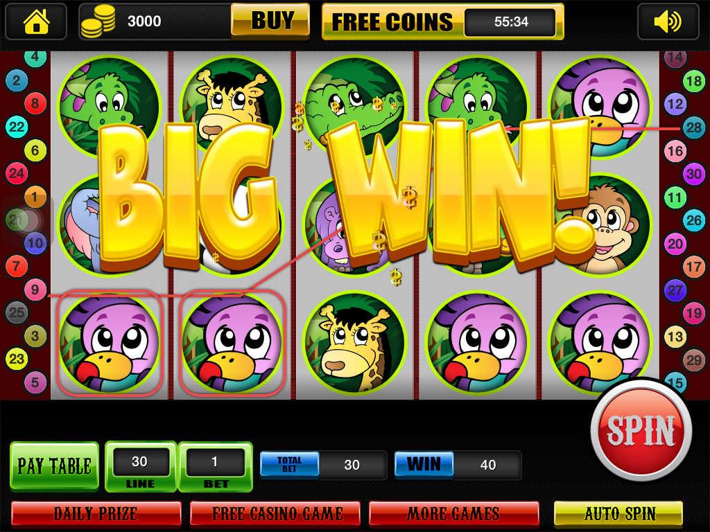 Free slots safari